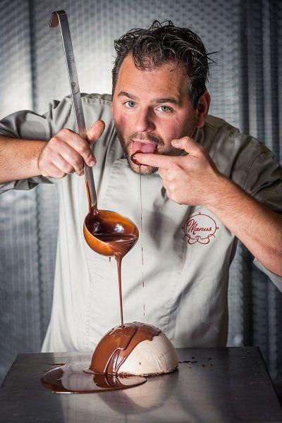 Chocolatier bij manus in brasschaat