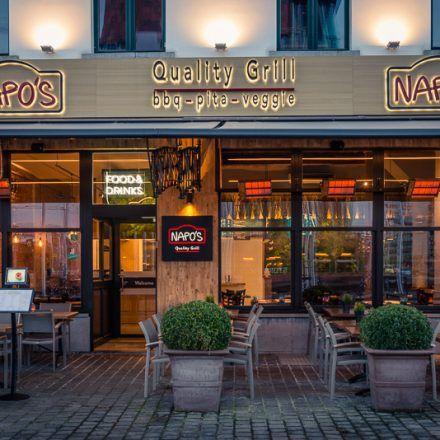 Restaurant fotografie Antwerpen
