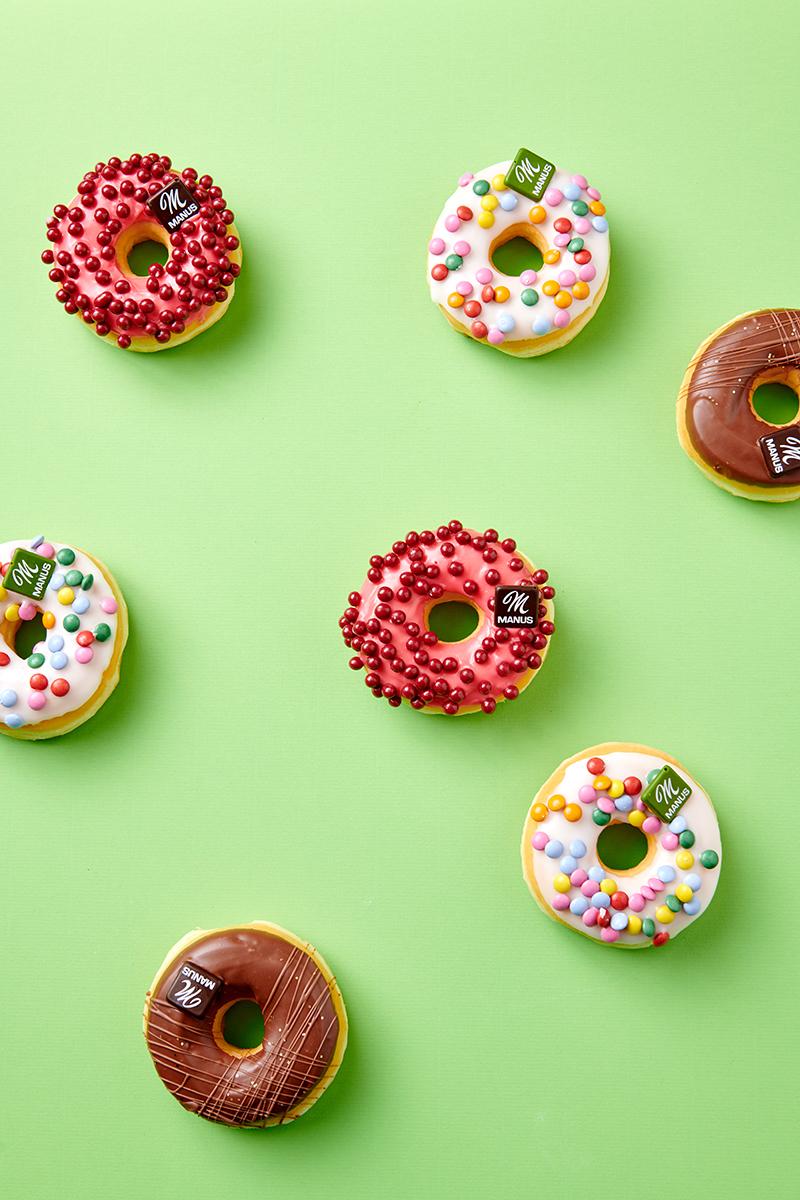 Manus Donuts