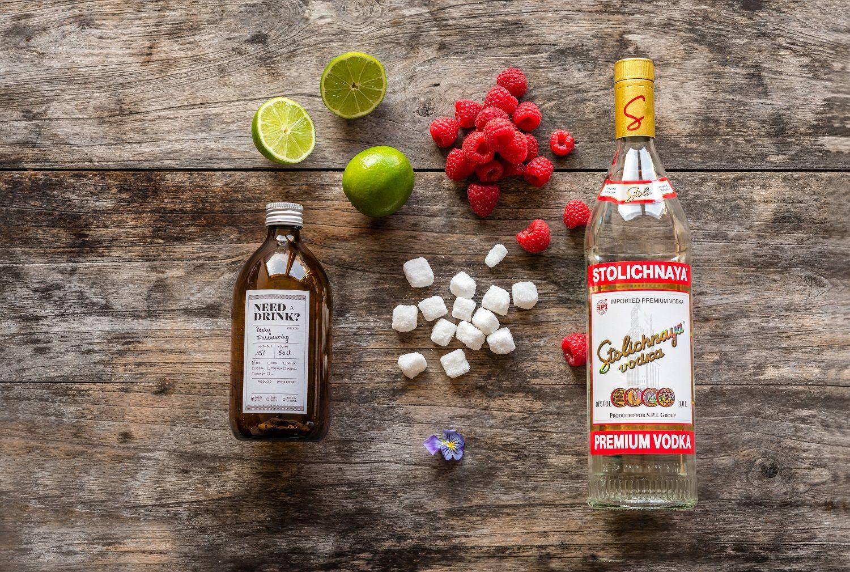 productfotografie Miraeus cocktail BerryInteresting
