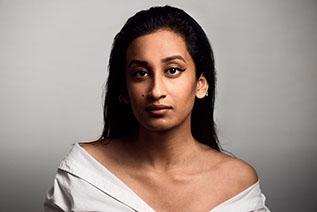 Portret over modefotograaf