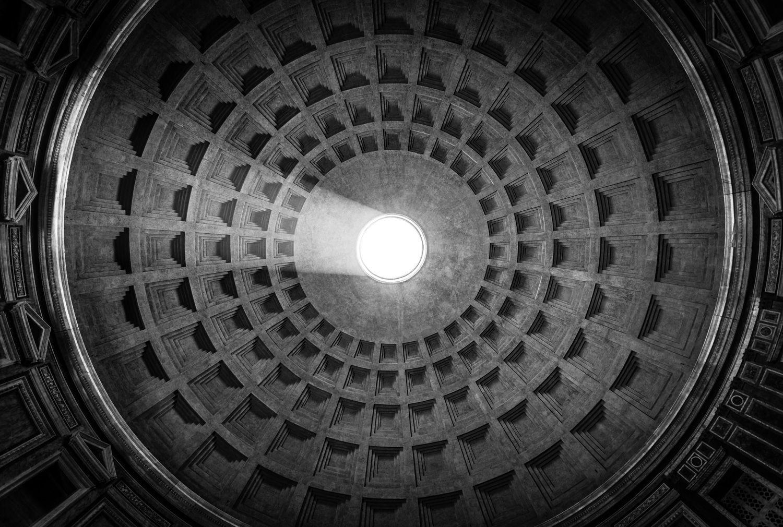 koepel van het Pantheon