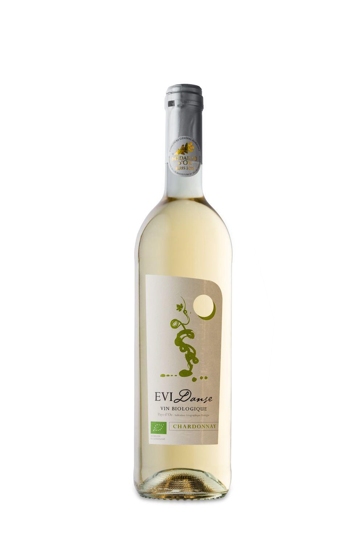 Packshot van wijn