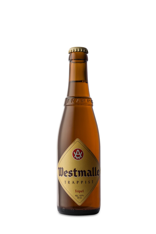Packshot van bier