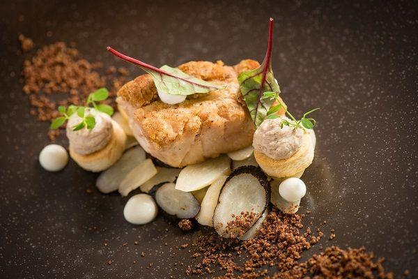 Foodfotograaf van Tonijnsalade bij het Zilverden